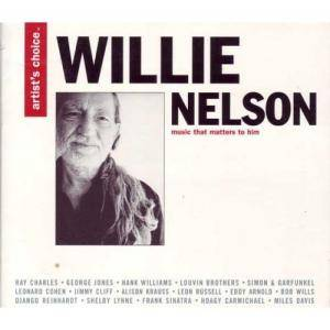 Cover - Hoagy Carmichael: Artist's Choice - Willie Nelson: Music That Matters to Him