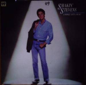 Shakin' Stevens: Whole Lotta Shaky, A - Cover