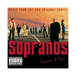 Sopranos Peppers & Eggs, The - Cover