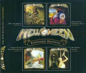 Helloween: Keeper Of The Seven Keys Part I (CD) - Bild 9