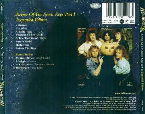 Helloween: Keeper Of The Seven Keys Part I (CD) - Bild 10