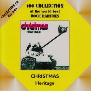 Christmas: Heritage - Cover