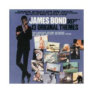 James Bond 007 - 13 Original Themes - Cover
