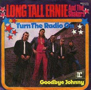 Cover - Long Tall Ernie & The Shakers: Turn The Radio On