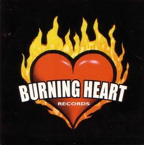 Cover - Liberator: Burning Heart Records