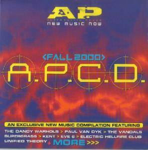 Cover - Electric Hellfire Club, The: A.P.C.D. Fall >2000