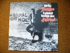 Eric Burdon: I Used To Be An Animal - Cover