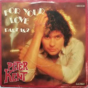 Cover - Peter Kent: For Your Love Part 1&2
