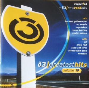 Oe3 Greatest Hits Volume 19 + Oe3 New Rock Hits - Cover