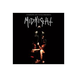 Midnight: Complete And Total Fucking Midnight - Cover