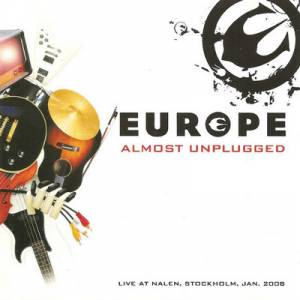 Europe: Almost Unplugged - Cover