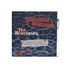 Cover - Revolvers, The: Lipstick Menace Tour - EP, The