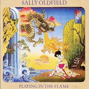 Cover - Sally Oldfield: Playing In The Flame