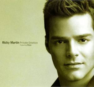 Cover - Ricky Martin: Private Emotion