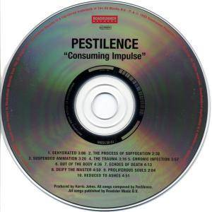 Pestilence: Consuming Impulse (CD) - Bild 3