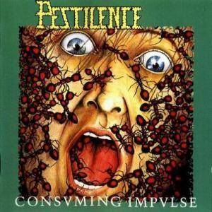 Pestilence: Consuming Impulse (CD) - Bild 1