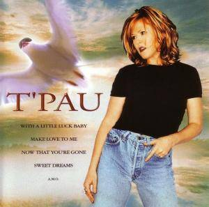 Cover - T'Pau: Red