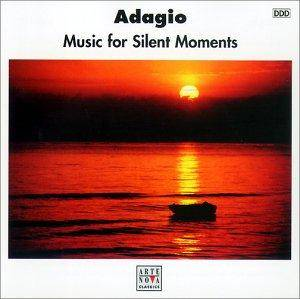 Cover - Carl Stamitz: Adagio (Music For Silent Moments)
