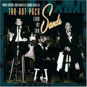 Cover - Rat Pack, The: Live At The Sands