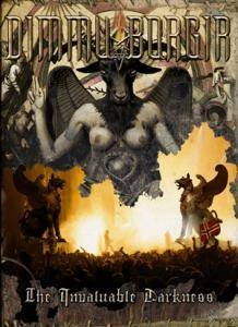Dimmu Borgir: The Invaluable Darkness (2-DVD + CD) - Bild 1