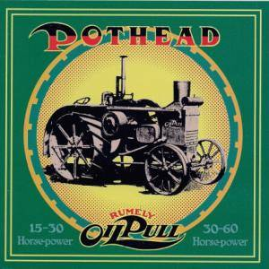 Cover - Pothead: Rumely Oil Pull