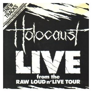 Holocaust: Live From The Raw Loud 'n' Live Tour - Cover