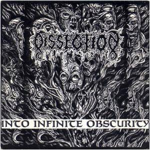 Cover - Dissection: Into Infinite Obscurity