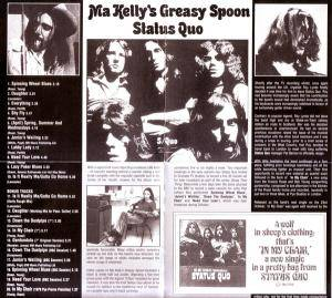 Status Quo: Ma Kelly's Greasy Spoon (CD) - Bild 2