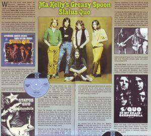 Status Quo: Ma Kelly's Greasy Spoon (CD) - Bild 5