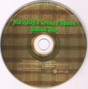 Status Quo: Ma Kelly's Greasy Spoon (CD) - Bild 9