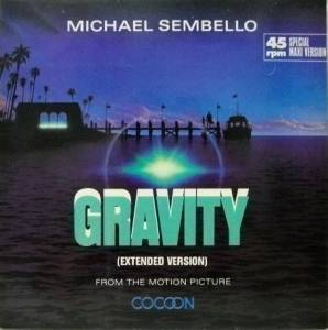 Cover - Michael Sembello: Gravity