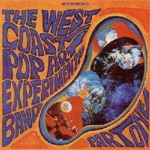 The West Coast Pop Art Experimental Band: Part One - Cover