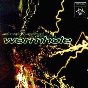 Ed Rush & Optical: Wormhole - Cover