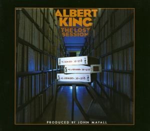 Albert King: Lost Session, The - Cover