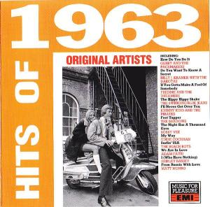 Hits Of 1963, The - Cover