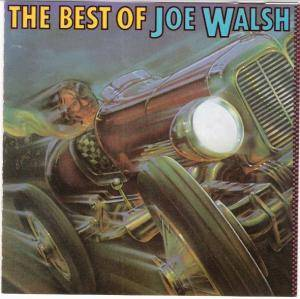 Joe Walsh: Best Of, The - Cover