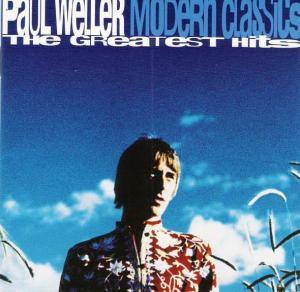 Paul Weller: Modern Classics: The Greatest Hits - Cover
