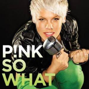 P!nk: So What - Cover