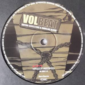 Volbeat: Guitar Gangsters & Cadillac Blood (LP) - Bild 5