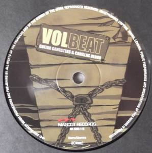 Volbeat: Guitar Gangsters & Cadillac Blood (LP) - Bild 6