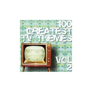 100 Greatest TV Themes Vol.2 - Cover
