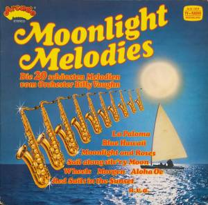 Cover - Billy Vaughn & His Orchestra: Moonlight Melodies