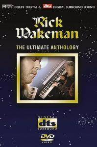 Cover - Rick Wakeman: Ultimate Anthology, The