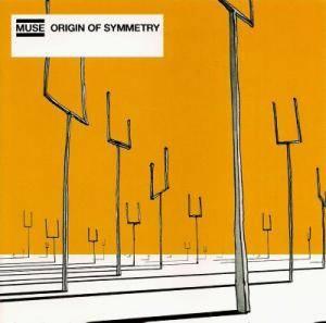 Muse: Origin Of Symmetry - Cover
