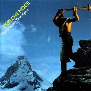 Depeche Mode: Construction Time Again - Cover