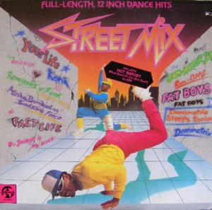Cover - Various Artists/Sampler: Street Mix