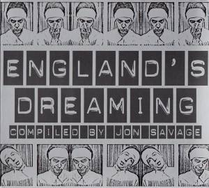 Cover - Brian Eno & Snatch: England's Dreaming