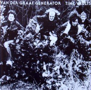 Cover - Van der Graaf Generator: Time Vaults