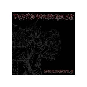 Cover - Devils Whorehouse: Werewolf