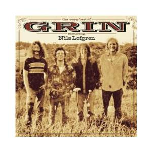 Grin: Very Best Of Grin Featuring Nils Lofgren, The - Cover